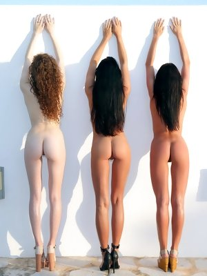Three Are Better pics ~ SexyNakedModels.com